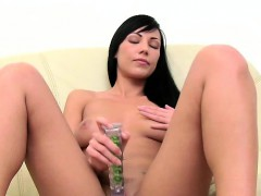 Super Hot Dildo Casting Scene